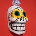Day of Dead Mask at Papalote