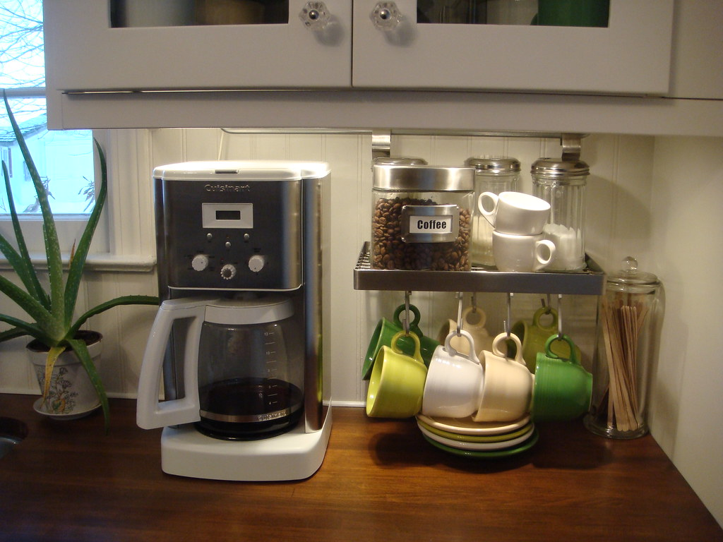Updated Coffee Station Another Small Appliance I
