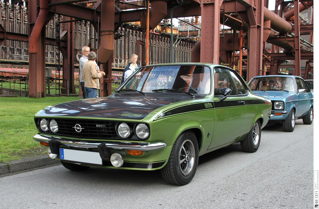 1974 Opel Manta A GT/E (02) | The Manta A was released in ...
