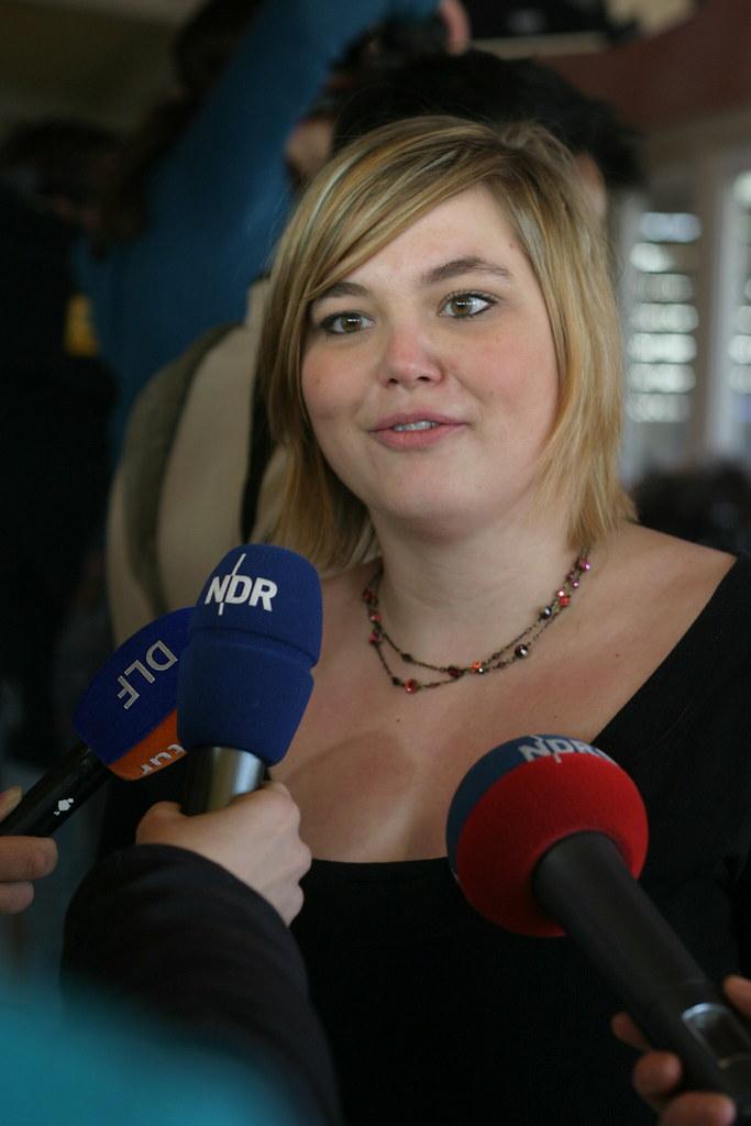 Katharina Fegebank Zwillinge