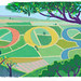 Google Israel new year trees