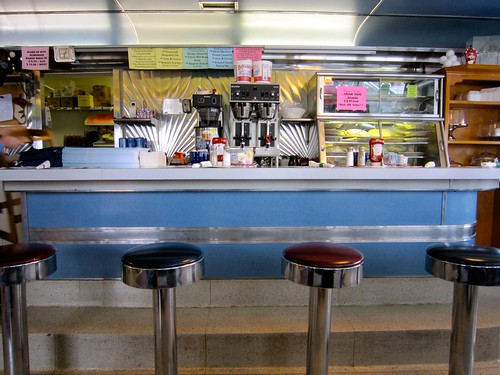 Diner Counter Flickr Photo Sharing