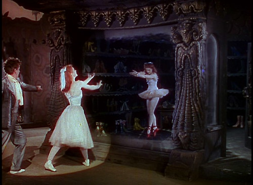'The Red Shoes' ballet sequence