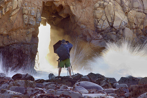 The Photographer - Jared Atencio, Pfeiffer State Beach, California | by PatrickSmithPhotography