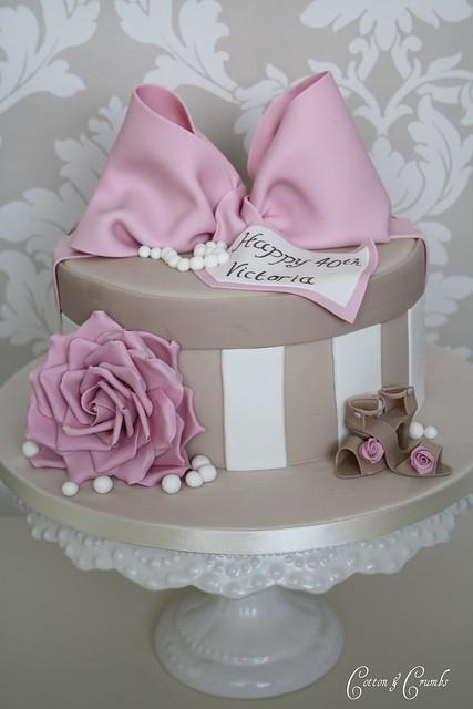 Upgrade Box Cake