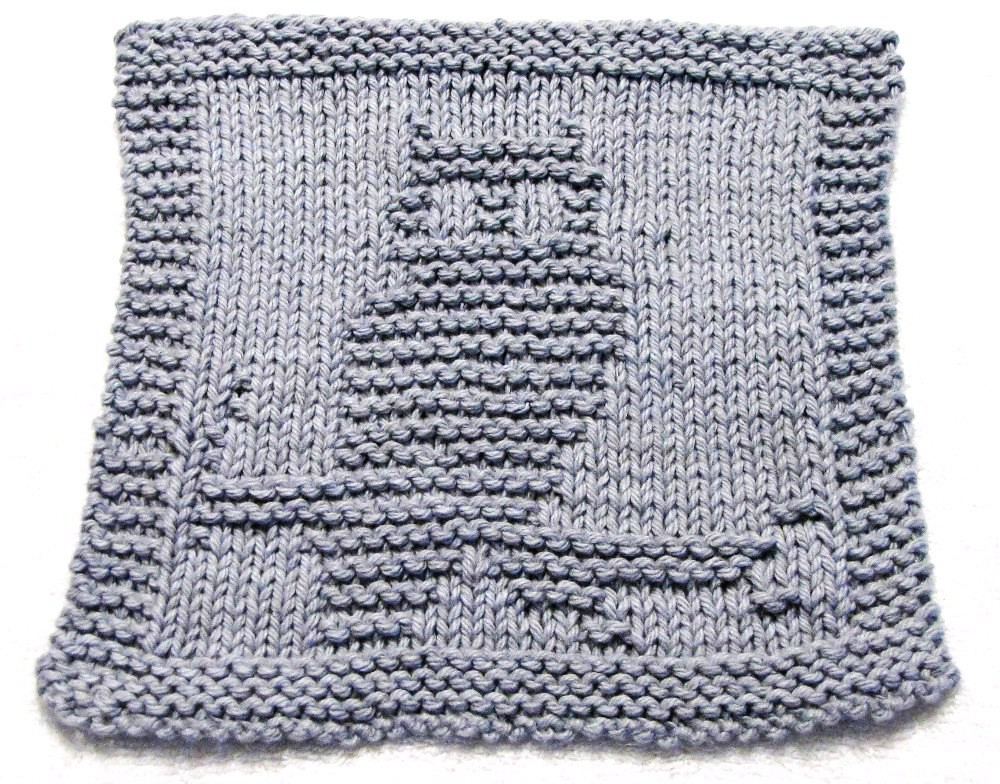 Owl KNITTING PATTERN: Washcloth, Dishcloth, pdf, Pdf file,? Flickr