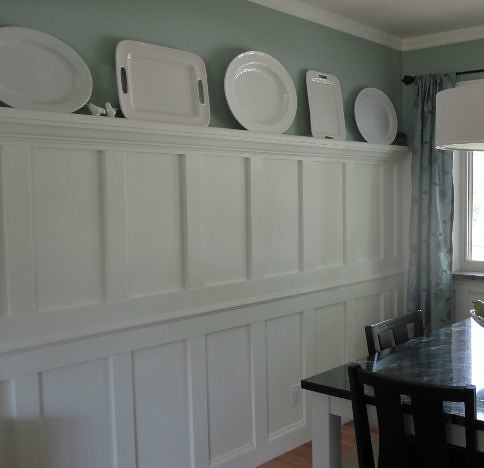 Tall Wainscoting This Is My Inspiration Set Please Visit