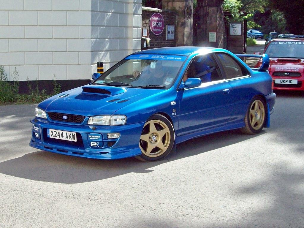 172 Subaru Impreza Wrx 2000 Subaru Impreza Wrx 2000