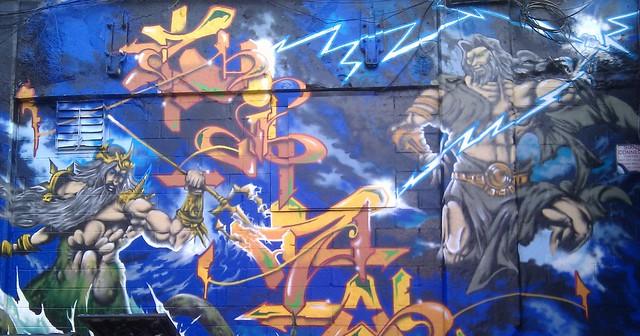 Thor VS Zeus   Flickr - Photo Sharing!