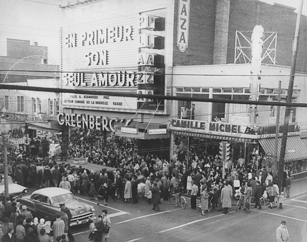 Cinema Theatre De La Ville