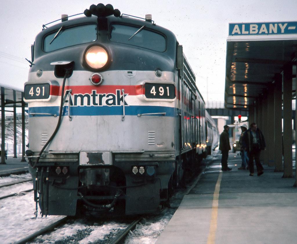 Amtrak Albany Ny To Myrtle Beach Sc