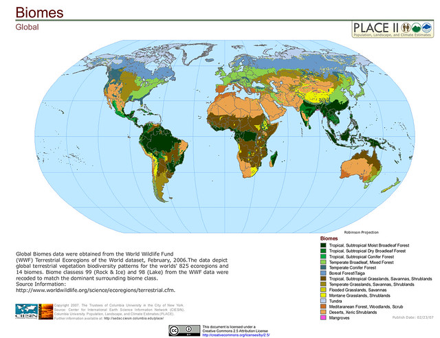 Global biomes flickr photo sharing for Gardening tools quizlet