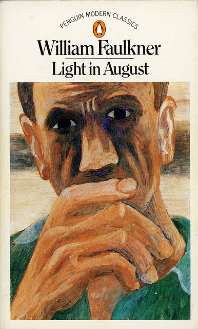 an analysis of william faulkners light in august Using concepts presented from the origins of totalitarianism as a lens for analysis william clark faulkner, a william faulkner's light in august.
