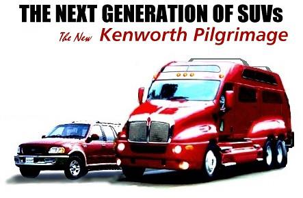 kenworth pilgrimage this is the dominator model neighbors flickr. Black Bedroom Furniture Sets. Home Design Ideas