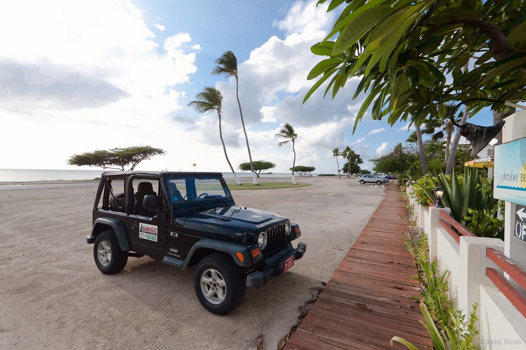Explore Car Rental Aruba