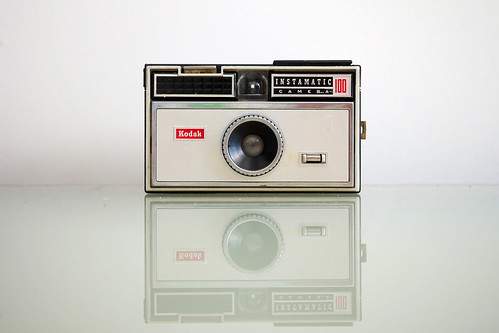 Kodak Instamatic 100 | by chrisglass