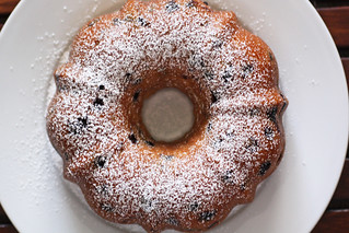 Blueberry Bundt Cake | by Madison Bistro