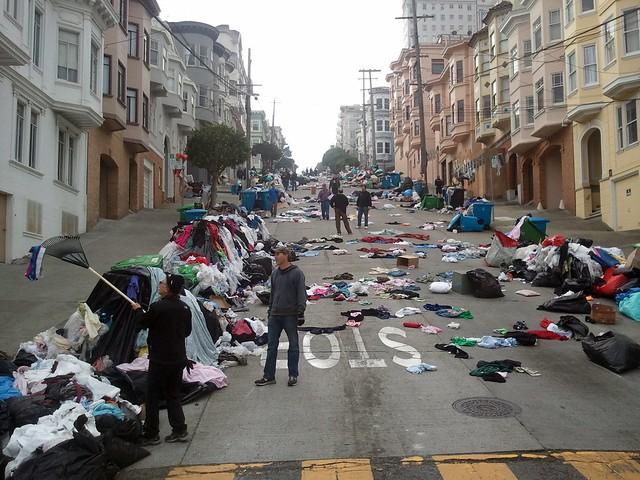 42 365 In San Francisco Siehts Mal Wieder Aus Wie Bei He Flickr Photo Sharing