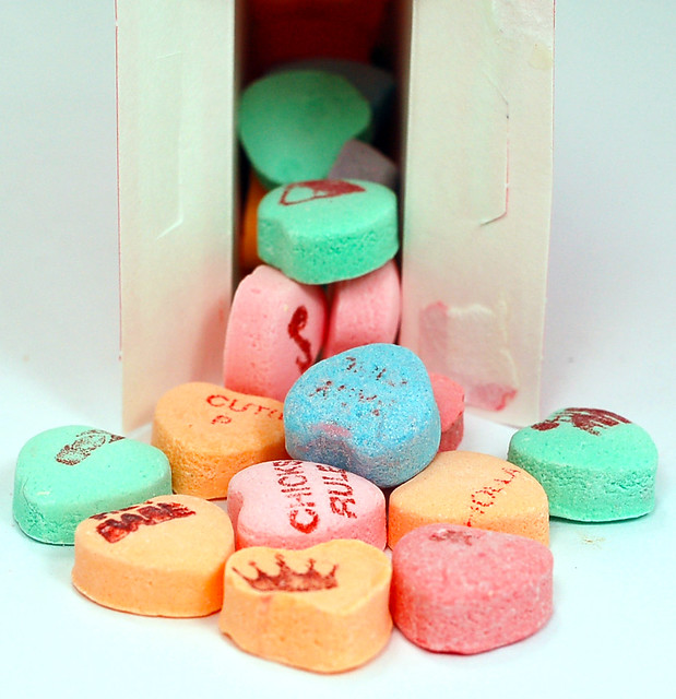 NECCO Dazzled Tarts Sweethearts Candies   Flickr - Photo ...