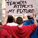 Attacking Teachers Attacks My Future