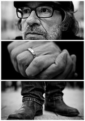 Triptychs of Strangers #1: The Islander - Hamburg