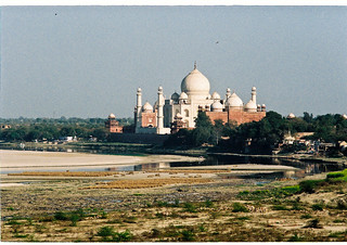Taj Mahal from Agra Fort | by ePi.Longo