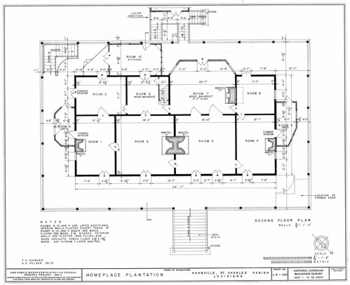 homeplace first floor plan