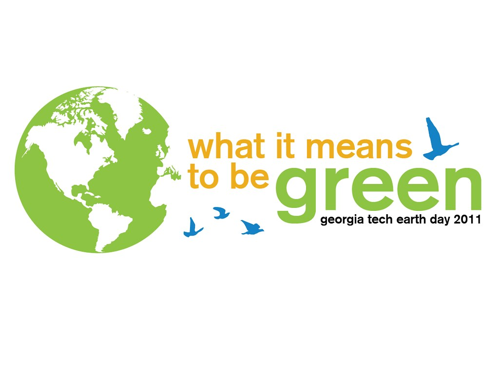 GT Earth Day 2011 Logo | 1 | I entered -- and won -- the ...