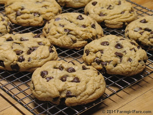 English Chocolate Chip Cookie Recipe