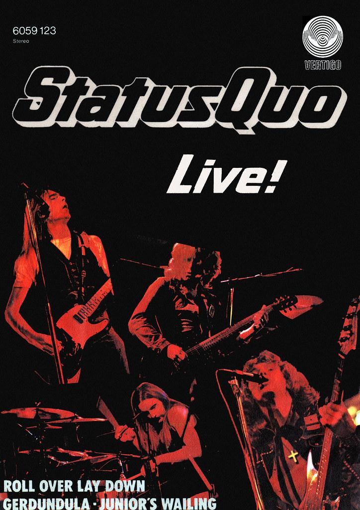 Status Quo* Status Quo, The - Ice In The Sun