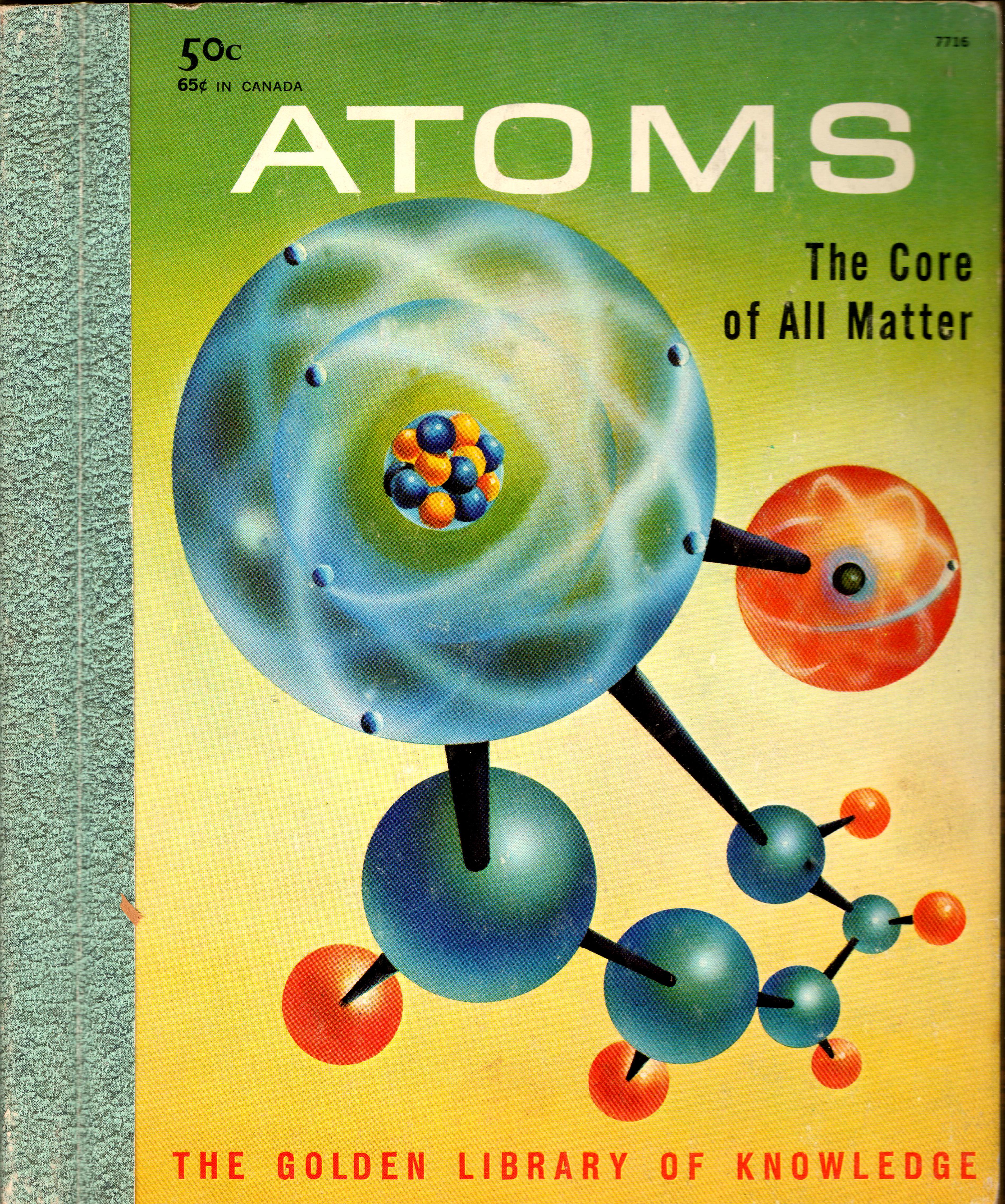 'Atoms: The Core of All Matter' - 1959
