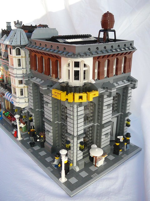 Lego Department Store Flickr Photo Sharing