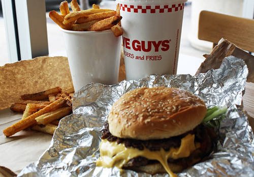 Five Guys Combo | by lesbal123