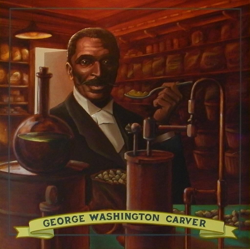 George Washington Carver Henry Ford Founder Of