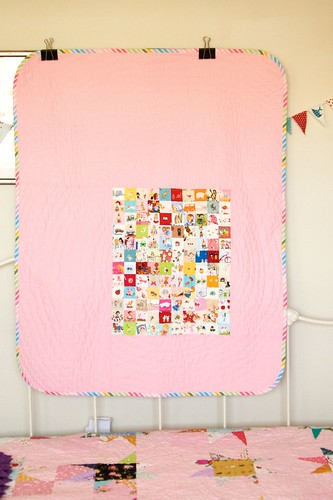 storytime quilt | by a quilt is nice