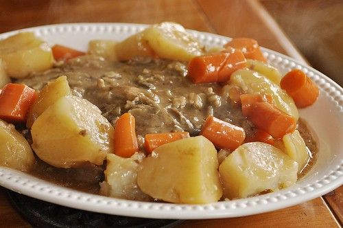 Pot Roast | by yourhomebasedmom