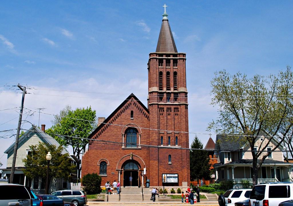 St Joseph Catholic Church Elgin Illinois 272 Division