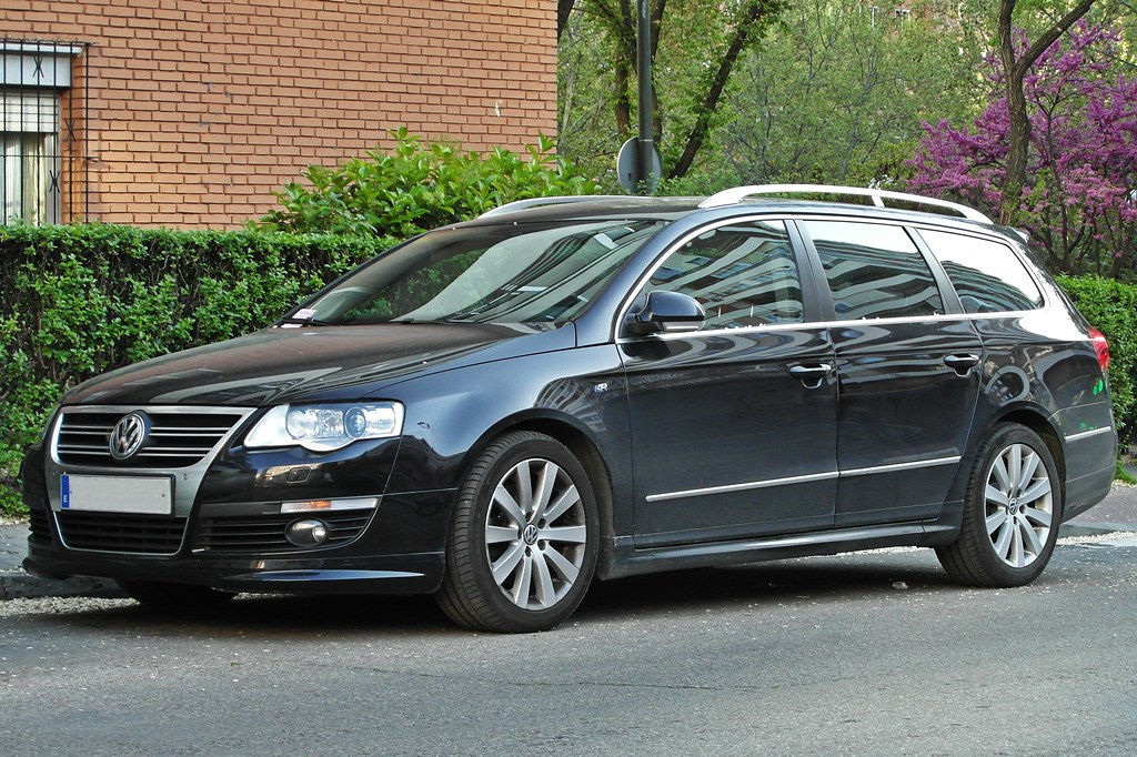 volkswagen passat b6 variant r line 2 0 tdi 4motion flickr. Black Bedroom Furniture Sets. Home Design Ideas