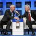 Klaus Schwab and William J. Clinton - World Economic Forum Annual Meeting 2011