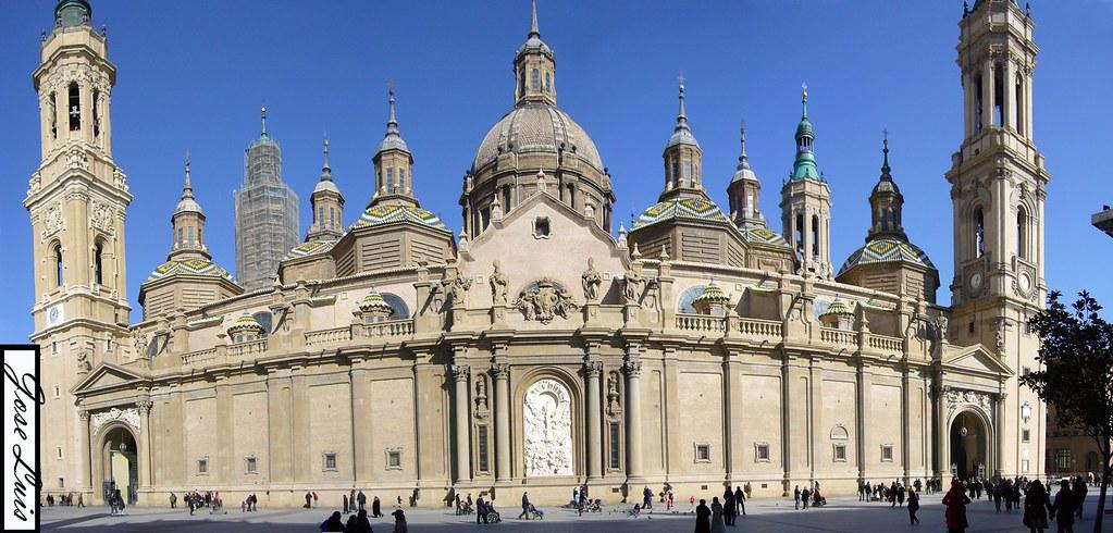 Catedral del Pilar Zaragoza  Catedral-Basílica de Nuestra ...