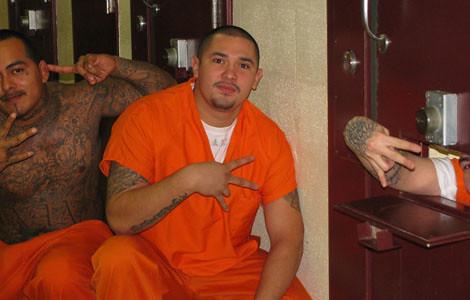 Inmates Lockdown Jail San Antonio Texas Tango Orejon
