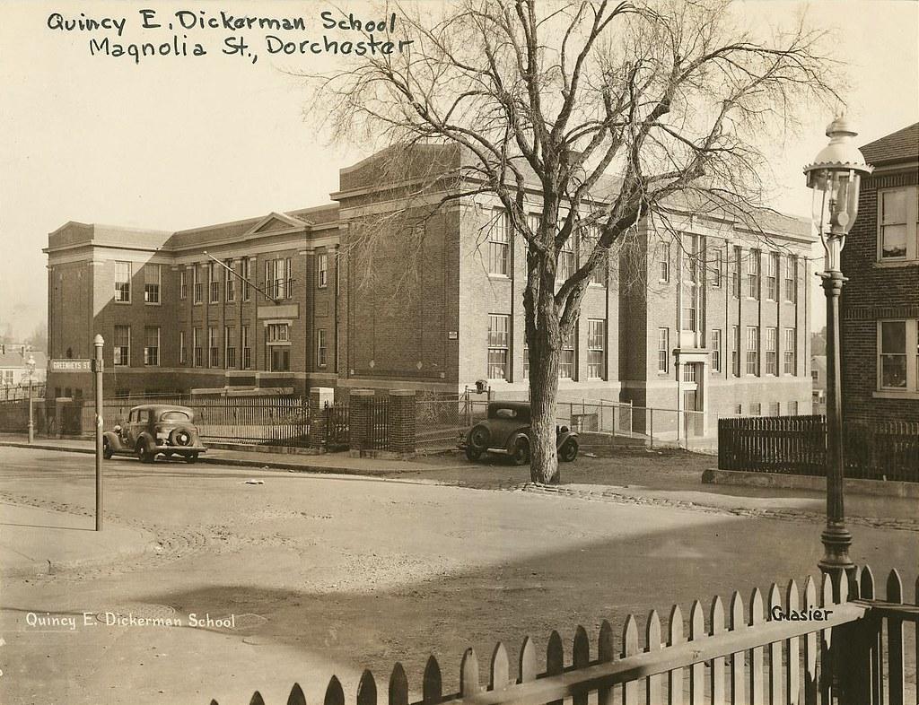 Quincy E Dickerman School Quincy E Dickerman School