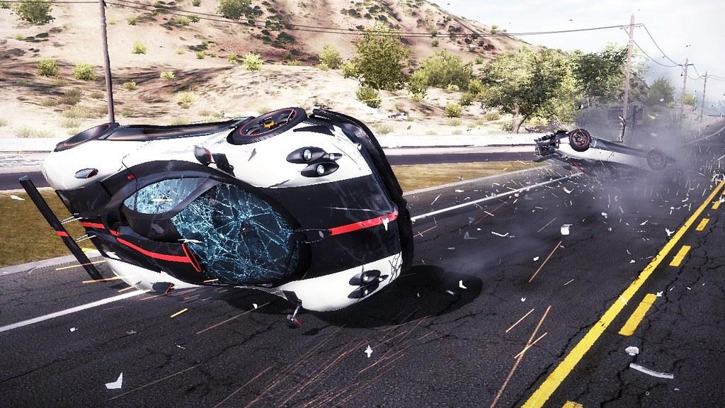 D Car Crash