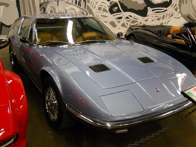 S Maserati Indy Car Model