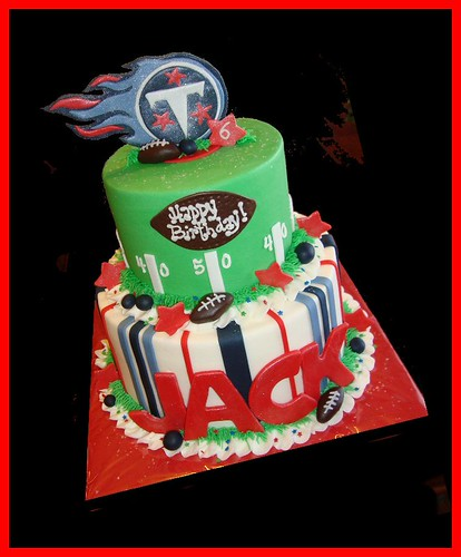 Tennessee Titans Cake Pan
