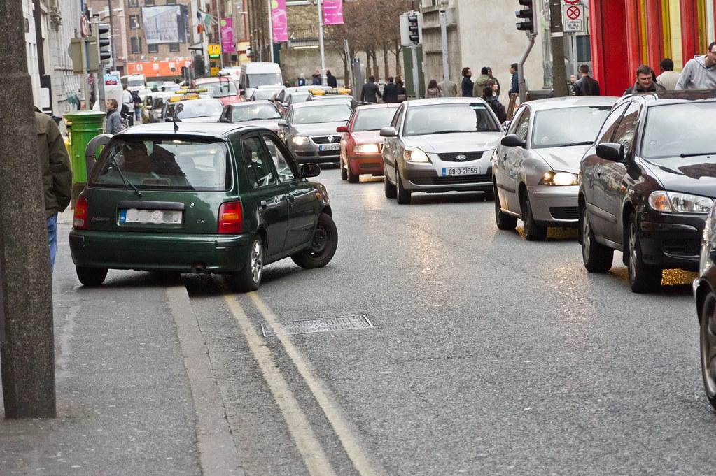 Wrong Way Driver Car Crash Triggers Massive Explosion