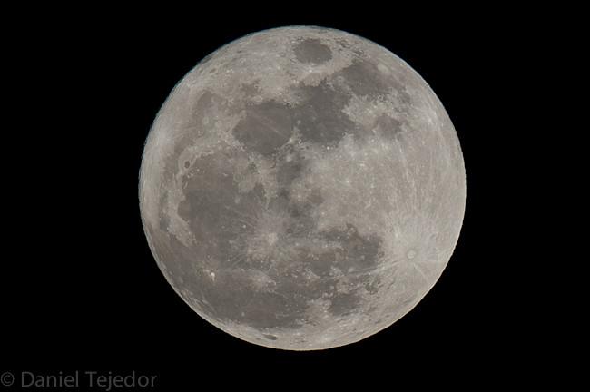 Super luna a 650mm hoy la luna se ver m s grande que de for Hoy hay cambio de luna