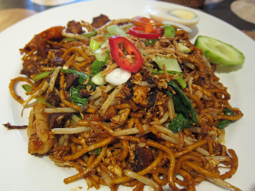 Mee Goreng Mamak | A lunch at Bonda Cafe in Paddington one d… | Flickr