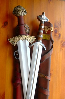 Viking Swords | by Vometia