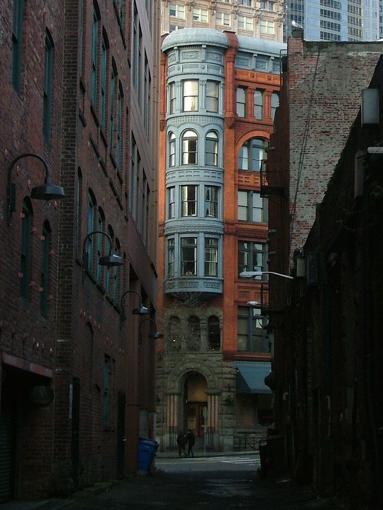 Pioneer Square Seattle Ghost Tour